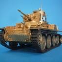 1/35 38(t)軽戦車(対聖グロリアーナ女子学園戦仕様)